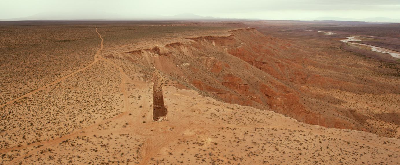 Michael Heizer Land Art