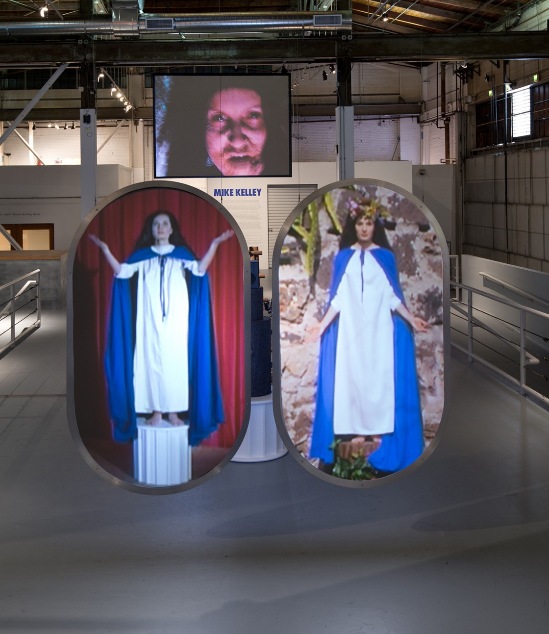 Mike Kelley Installation View 01