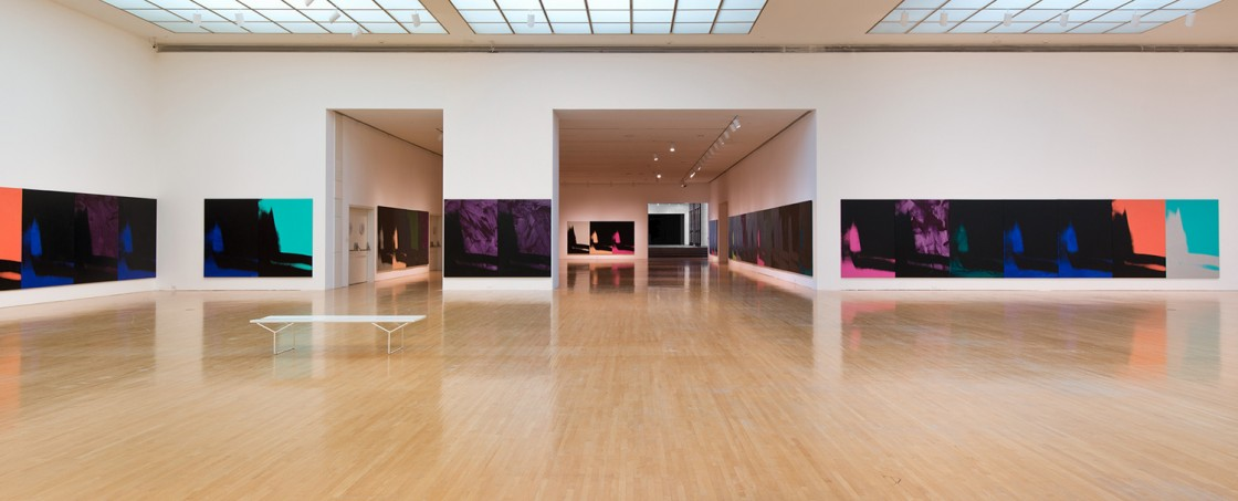 Andy Warhol: Shadows • MOCA