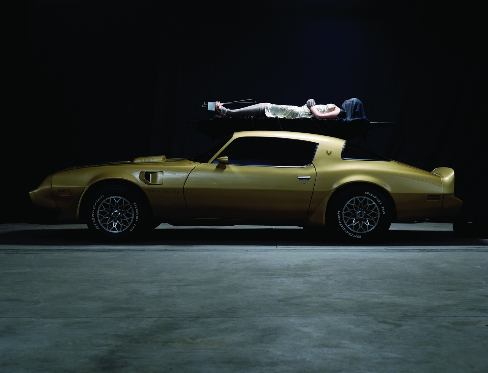 Matthew Barney: RIVER OF FUNDAMENT 01