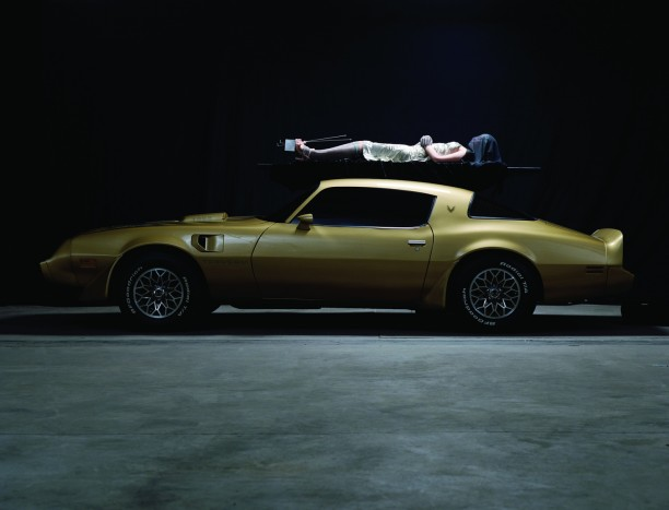 Matthew Barney, William Forsythe, and Maggie Nelson