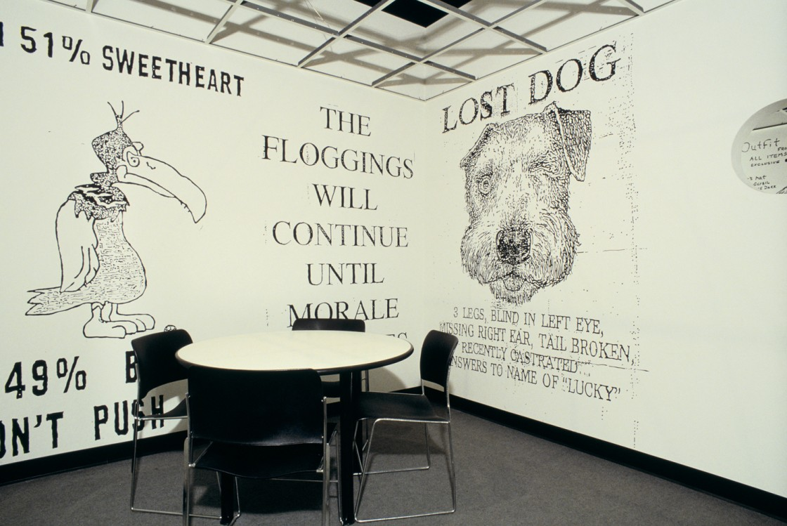 Helter Skelter: L.A. Art in the 1990s Installation View 01