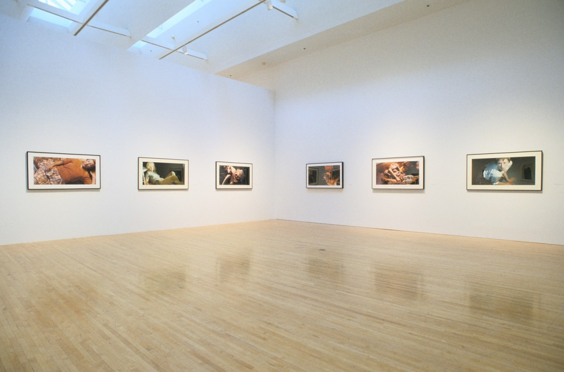 Cindy Sherman: Retrospective Installation View 01