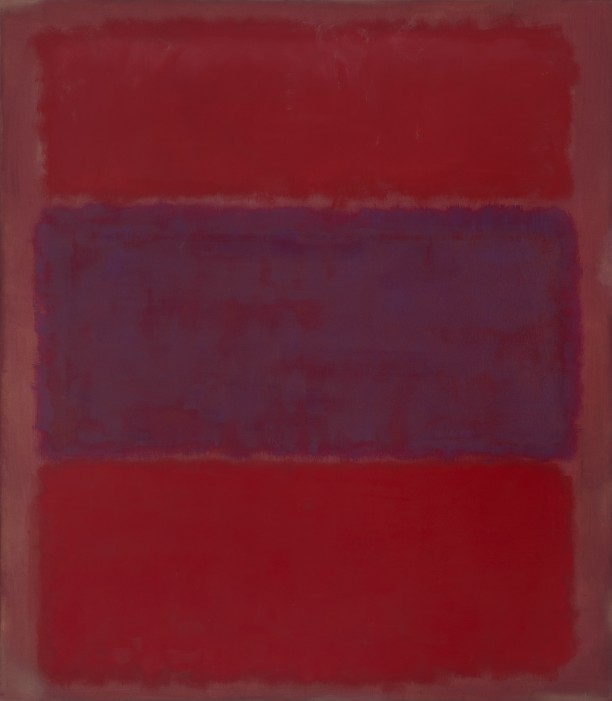 No. 301 (Reds and Violet over Red/Red and Blue over Red) [Red and Blue over Red]