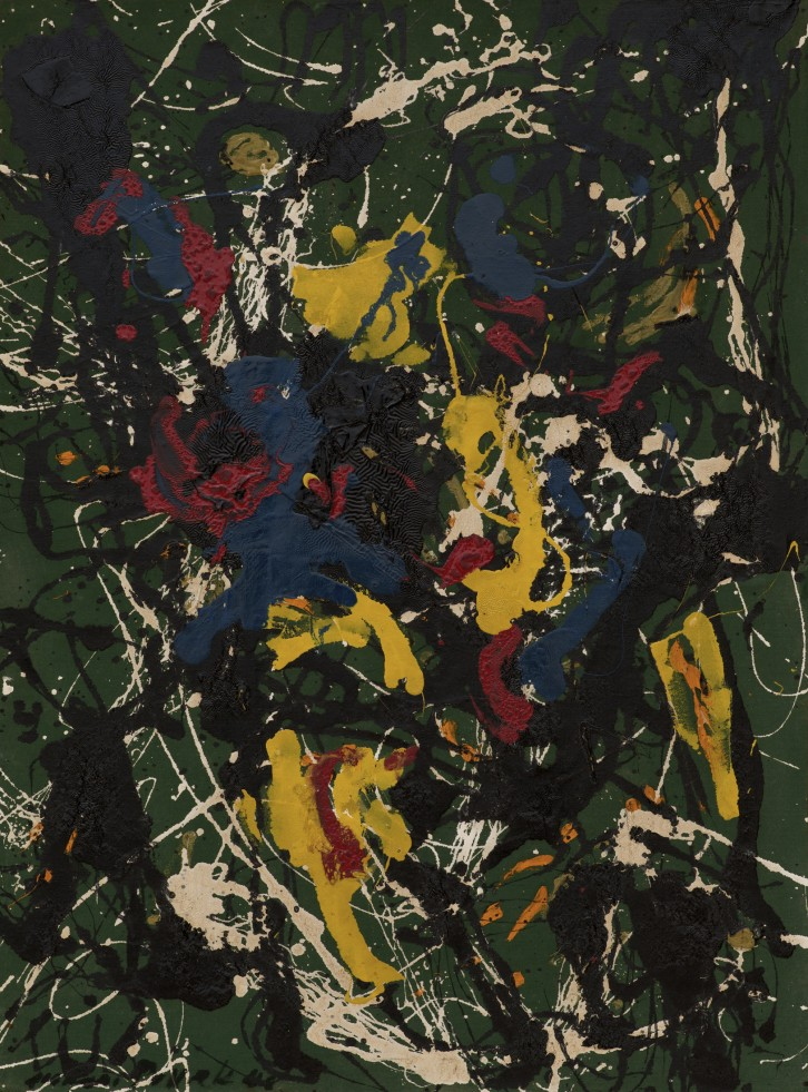 Jackson Pollock  U2022 Moca