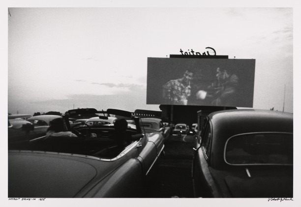 Drive-in movie - Detroit