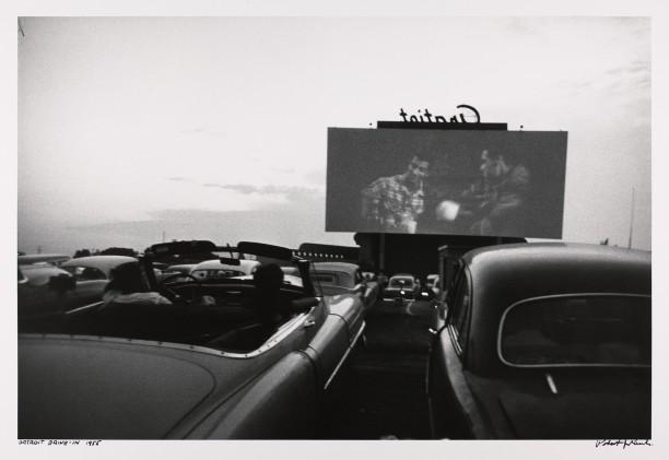 Drive-in movie - Detroit