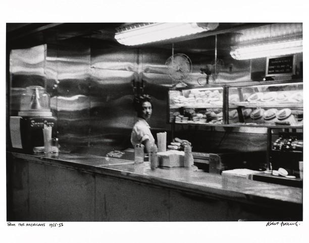 Coffee shop, railway station - Indianapolis