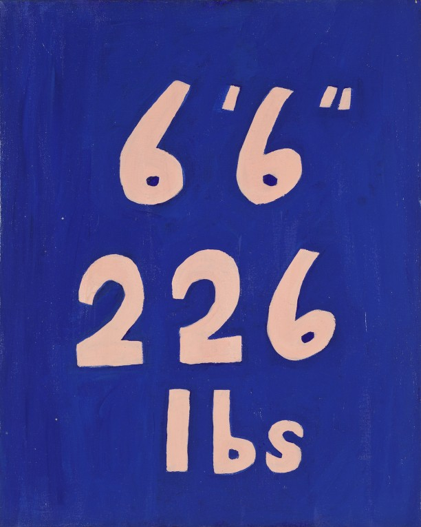 Height and Weight Painting