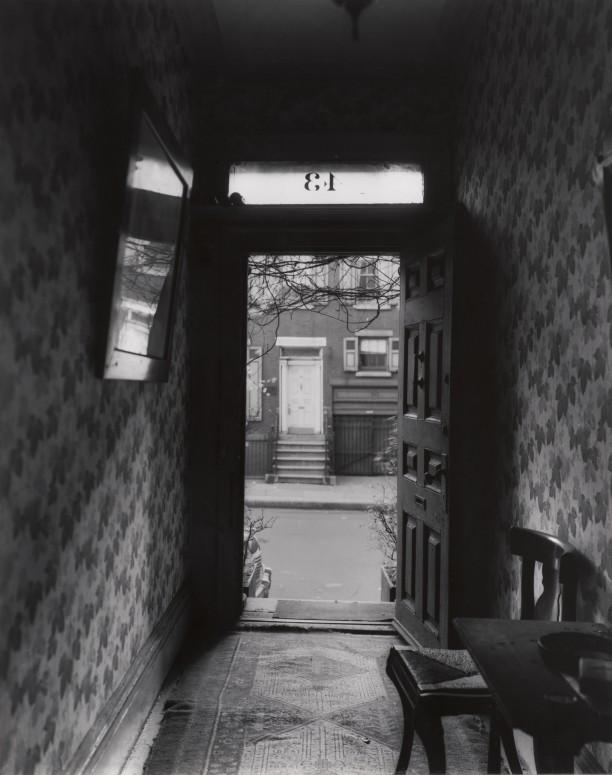 Untitled (entrance of doorway), New York