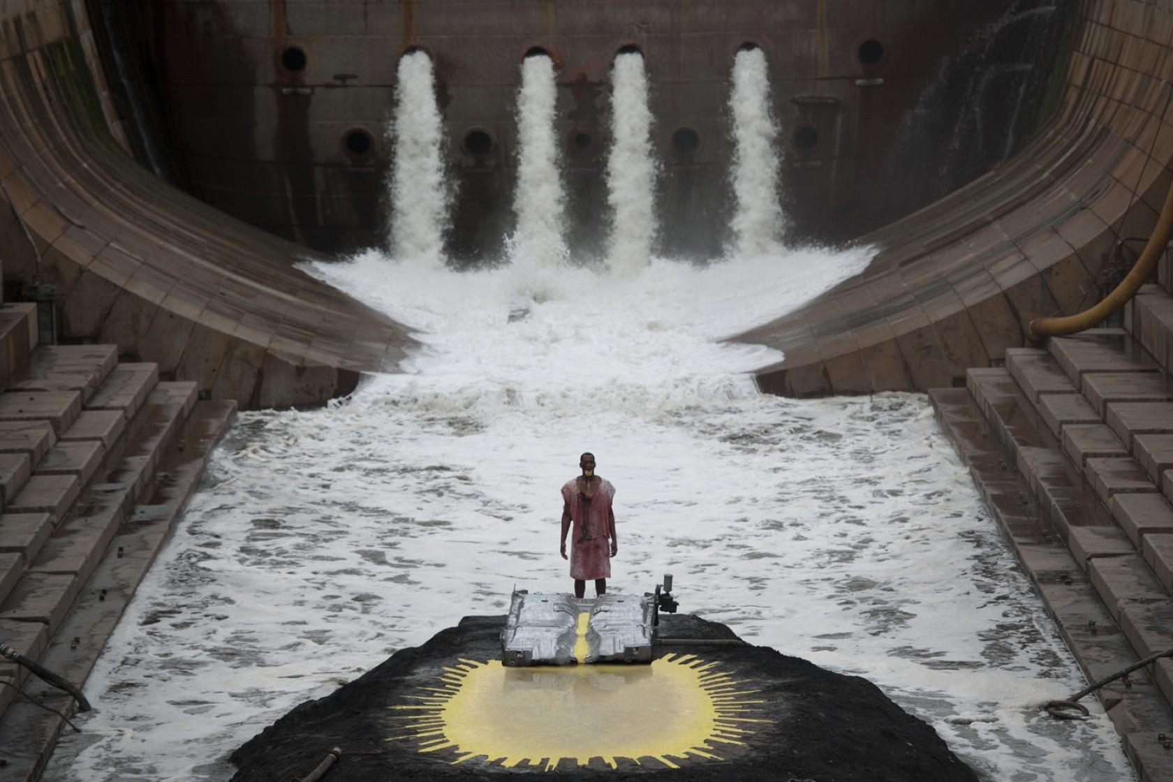 Members' Opening: Matthew Barney: RIVER OF FUNDAMENT Image