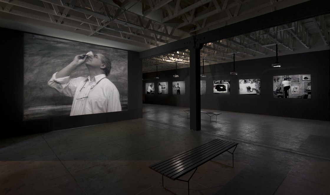 The Underground Museum: William Kentridge: Journey to the Moon Installation Image 01
