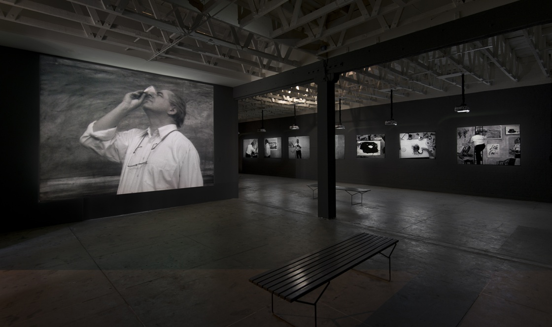 The Underground Museum: William Kentridge: Journey to the Moon Installation Image 01