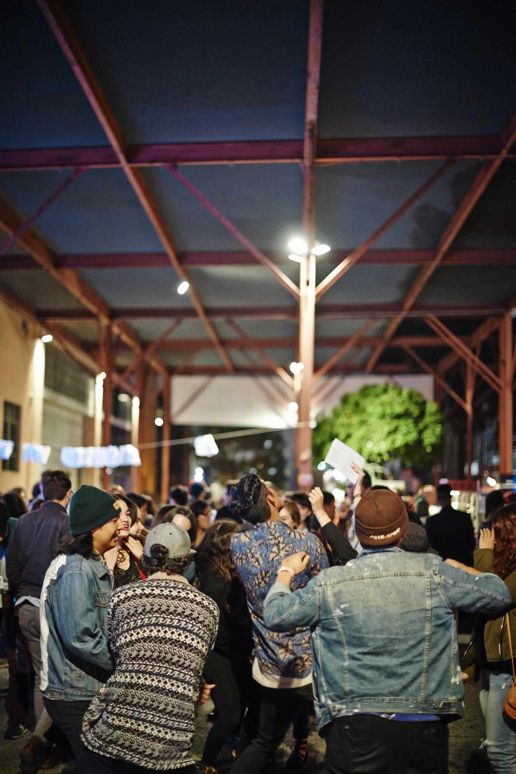 MOCA Teen Night 2016 Image