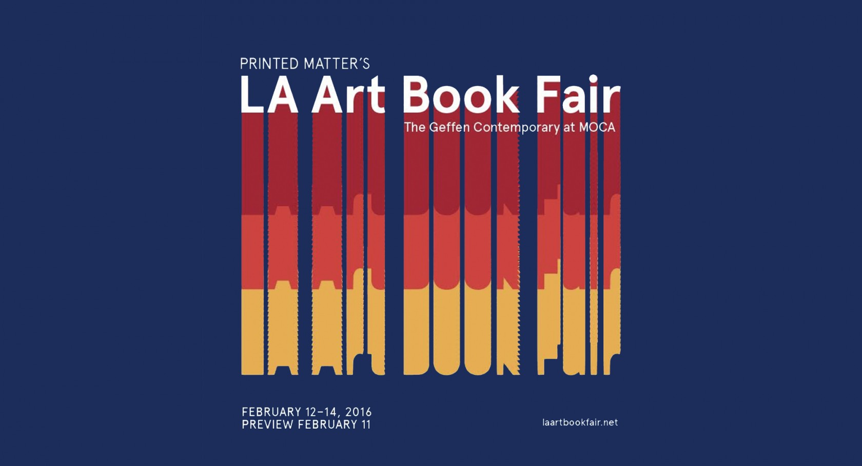 Printed Matter's LA Art Book Fair 2016 Image