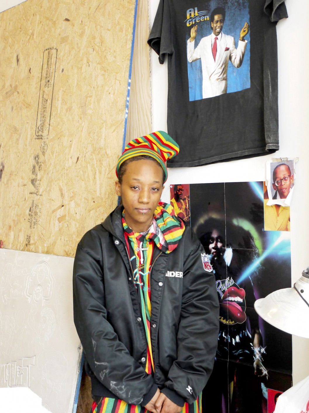 Artists on Artists: Lauren Halsey on Mickalene Thomas Image