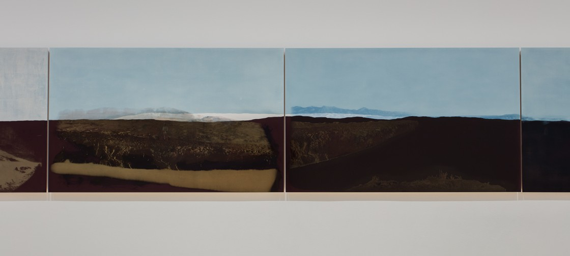 R. H. Quaytman, Morning: Chapter 30 Installation View 27