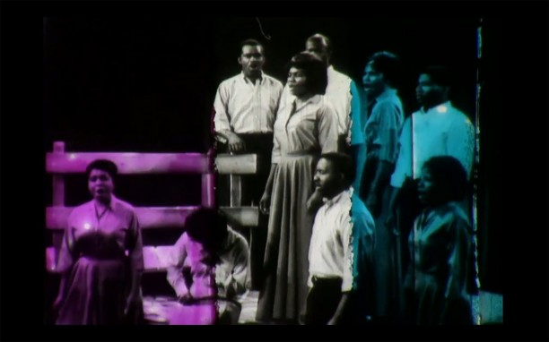 Los Angeles Filmforum at MOCA Presents: Claiming Space: Collage in Cinema