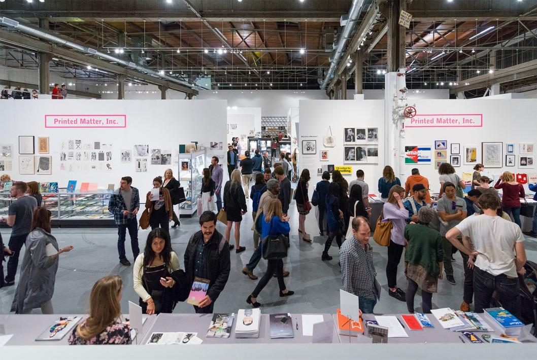 Printed Matter presents the fifth annual L.A. Art Book Fair Image