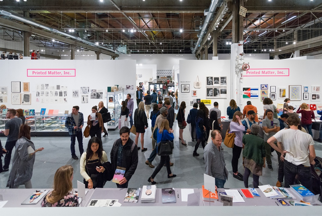 Printed Matter presents the fifth annual L.A. Art Book Fair Image