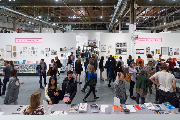 ​Printed Matter presents the fifth annual L.A. Art Book Fair