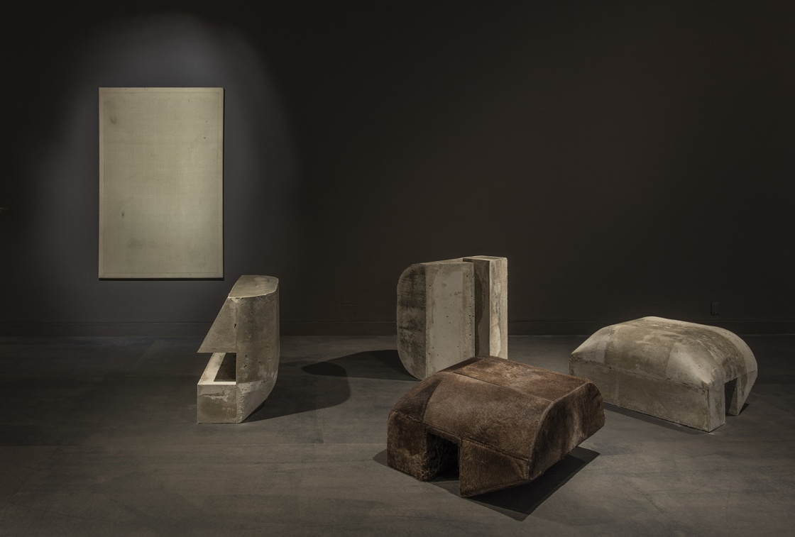 Rick Owens: Furniture Installation View 01