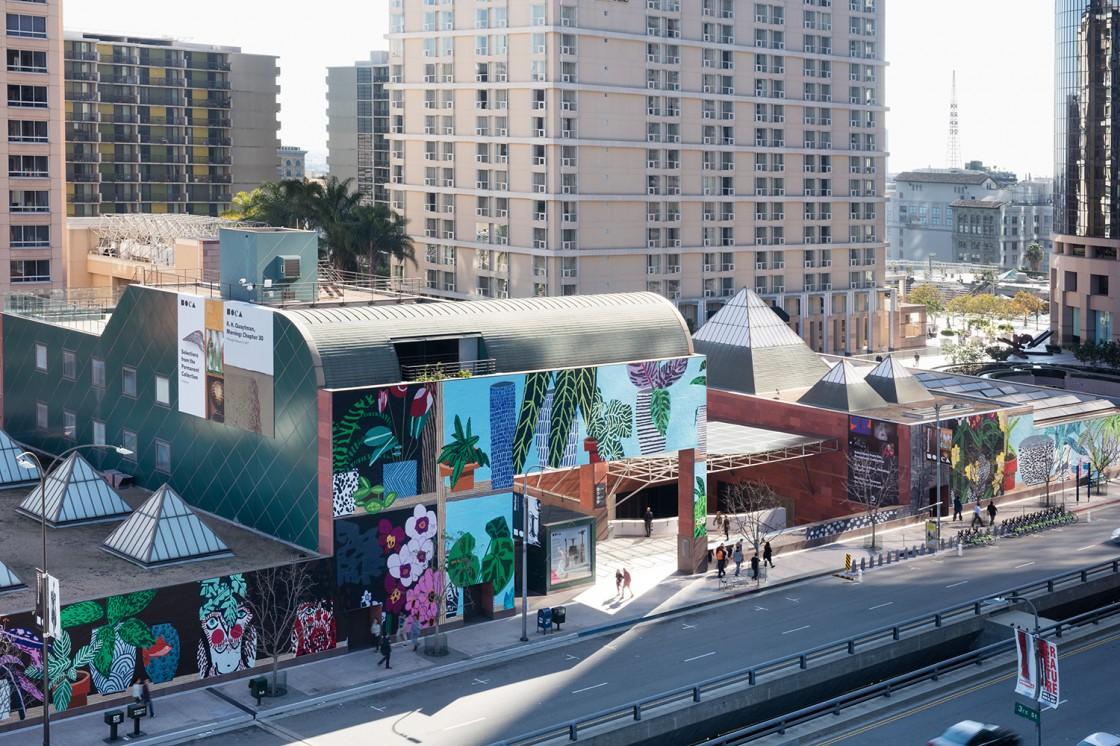 Jonas Wood Installation View 03