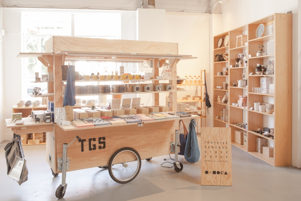 Store Pop-Up: Tortoise General Store