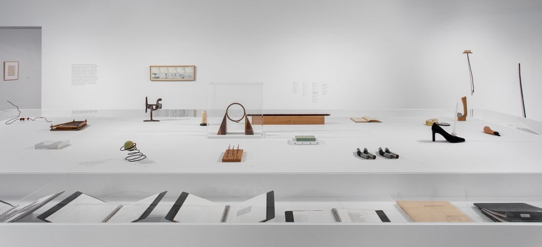 Carl Andre: Sculpture as Place, 1958–2010 Installation View 20