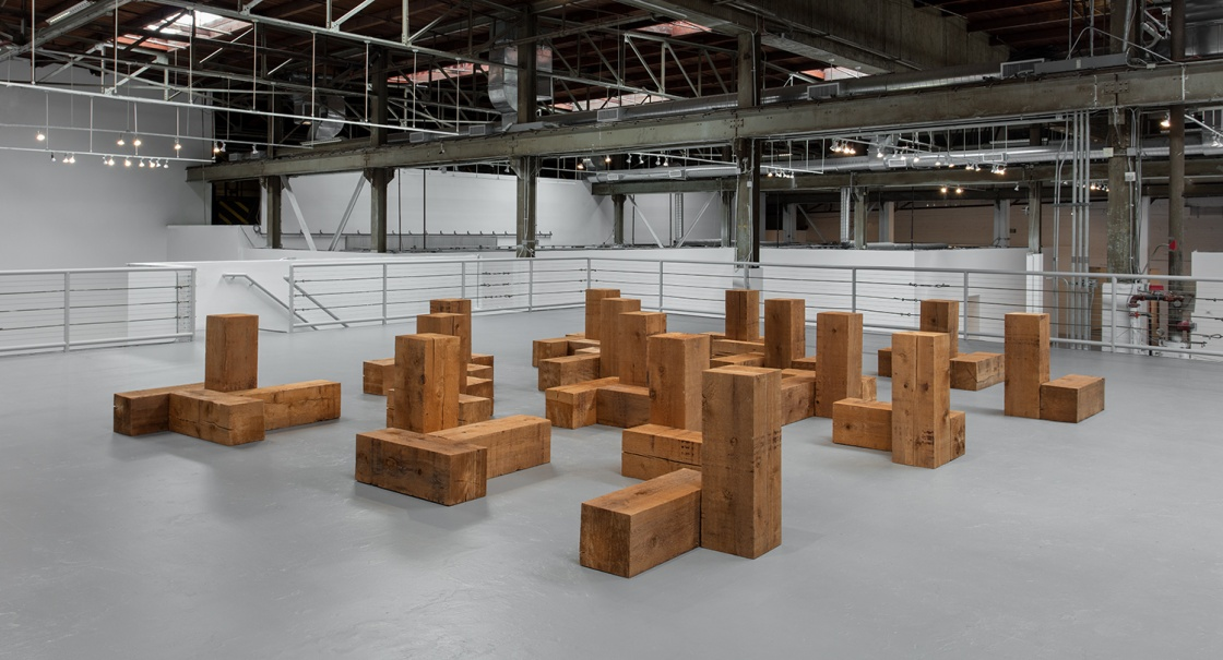 Carl Andre: Sculpture as Place, 1958–2010 Installation View 33
