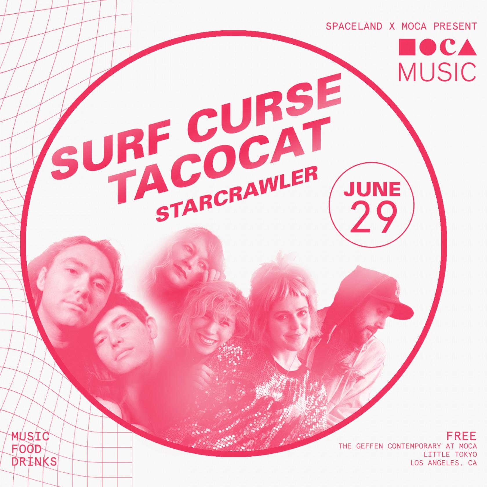 MOCA Music: Surf Curse, Tacocat, Starcrawler