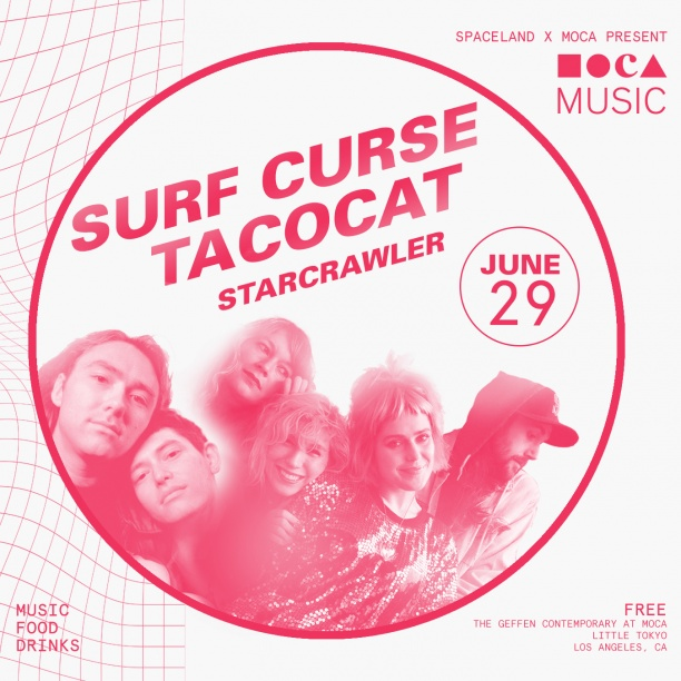 MOCA Music: Surf Curse, Tacocat, and Starcrawler