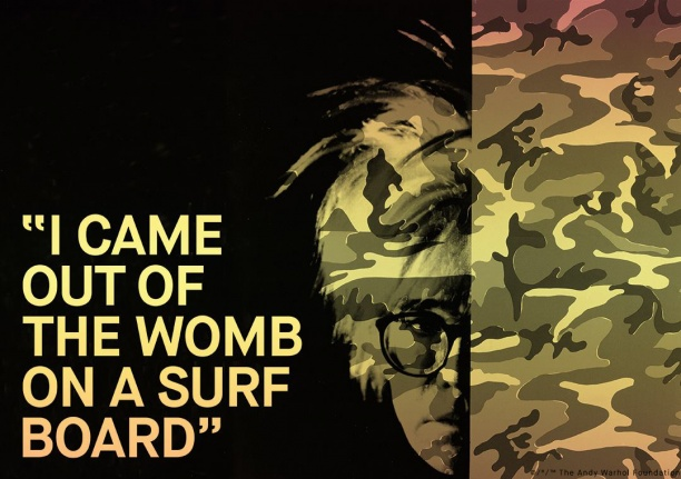 Store Pop-up: Billabong Warhol Surf Collection