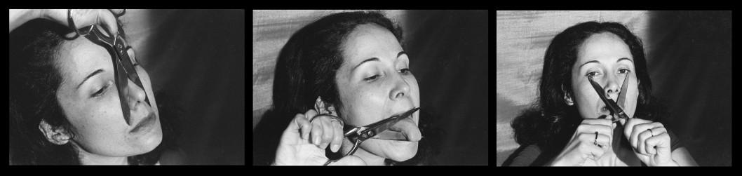 Anna Maria Maiolino, É o que Sobra (What is Left Over)