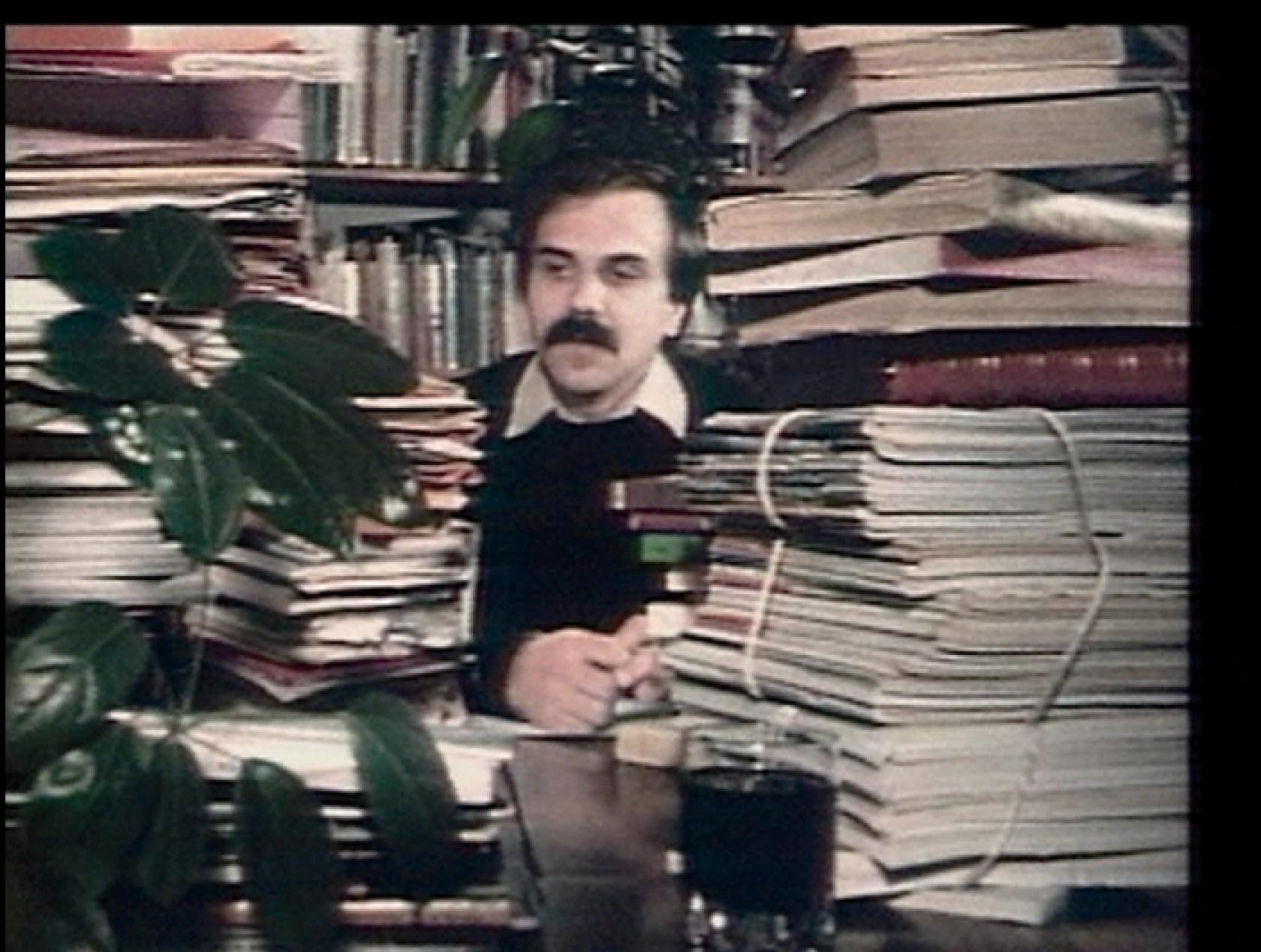 Raúl Ruiz, Le retour d'un amateur de bibliothèques (El regreso de un ratón de biblioteca/The Return of a Library Lover)