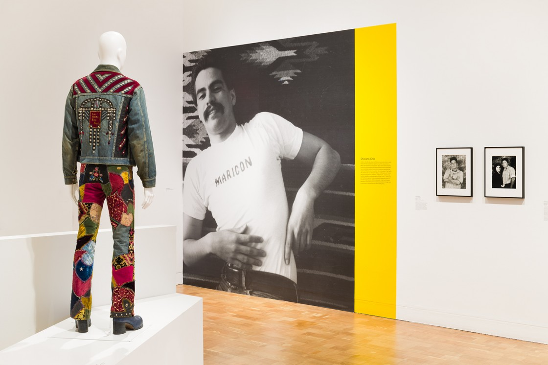 Axis Mundo: Queer Networks in Chicano L.A. Installation View 01
