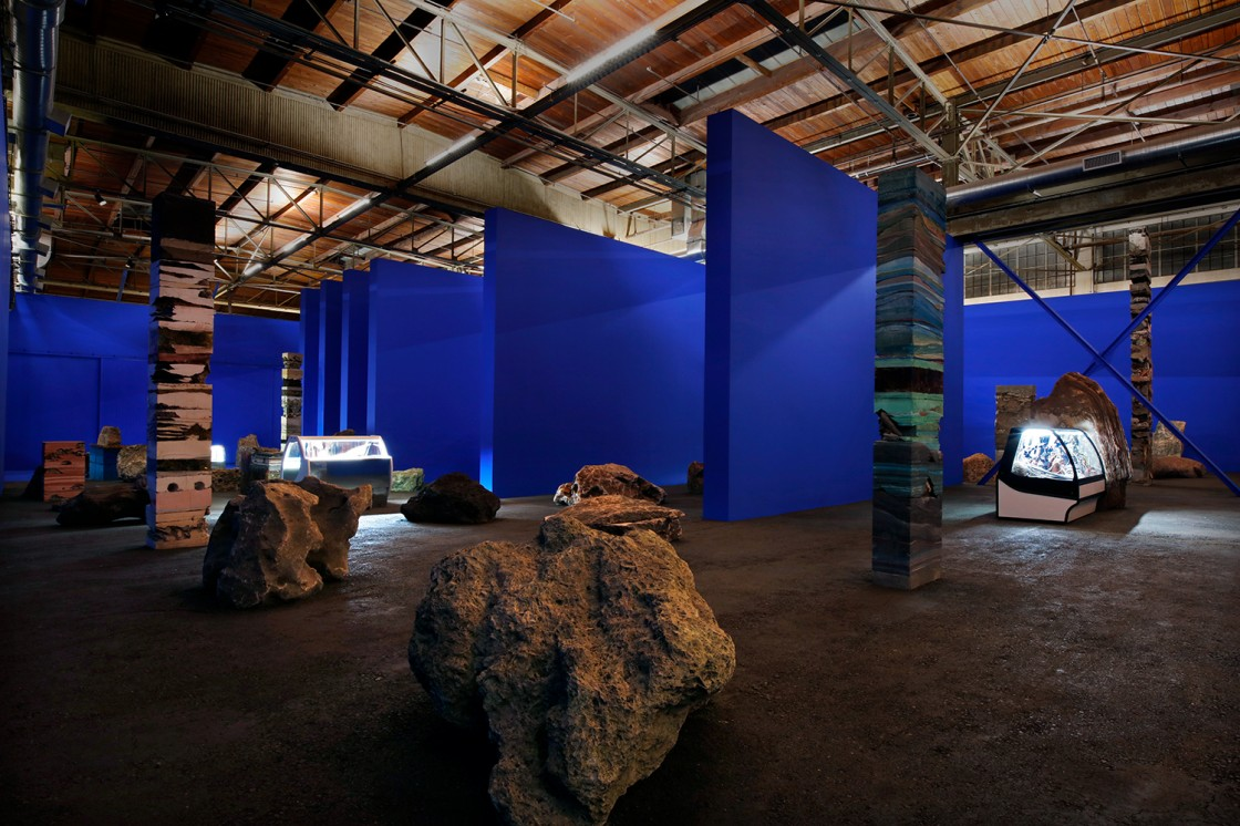 Adrián Villar Rojas: The Theater of Disappearance Installation View 03