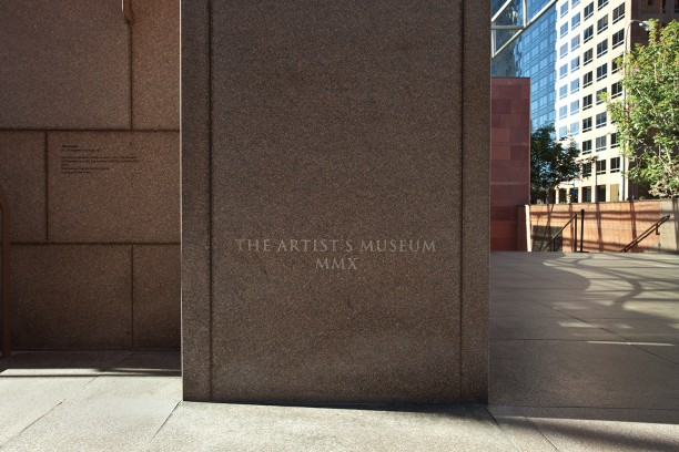 The Artist's Museum: MMX, a work in situ, The Museum of Contemporary Art, Los Angeles (MOCA), October 2010