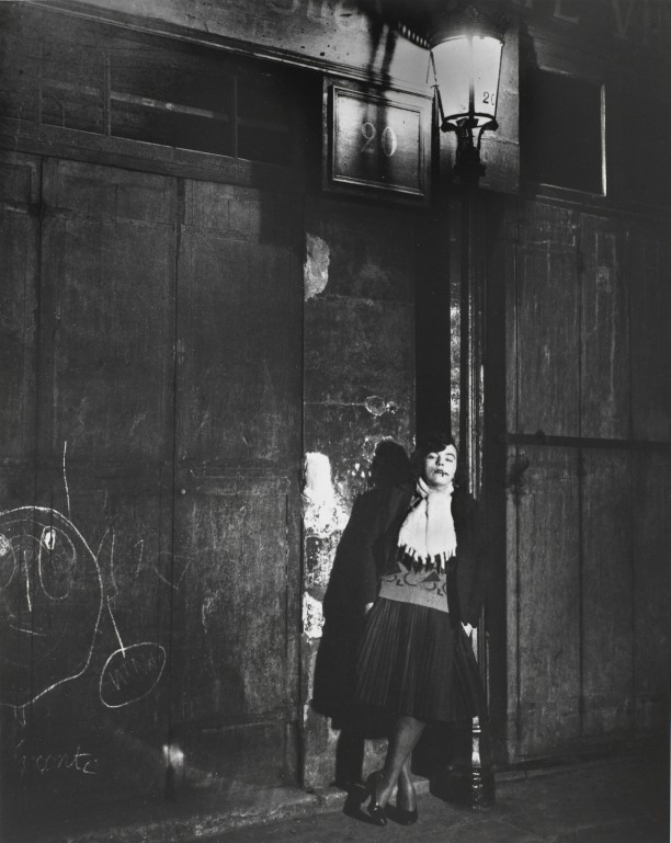 A lady of the evening, Rue de Lappe