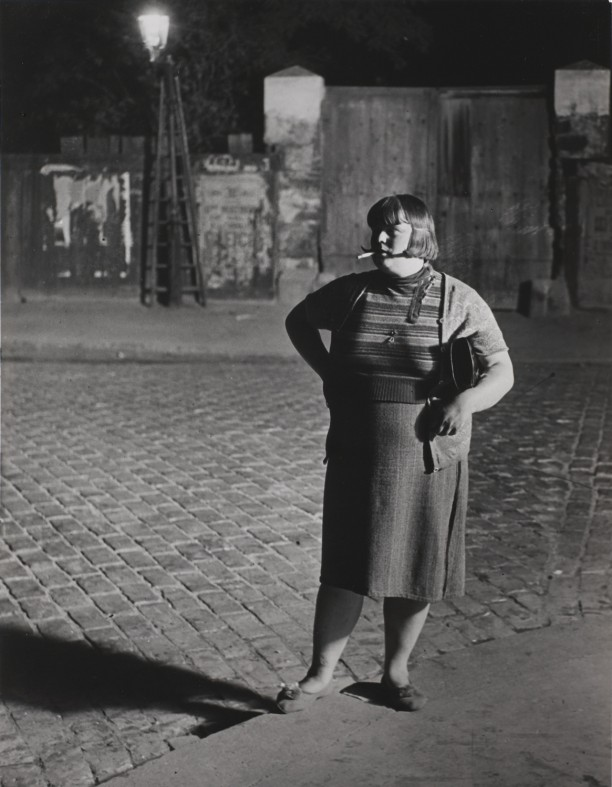 Streetwalker near the Place d'Italie