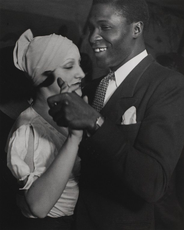 Couple at the Bal Negre, Rue Blomet