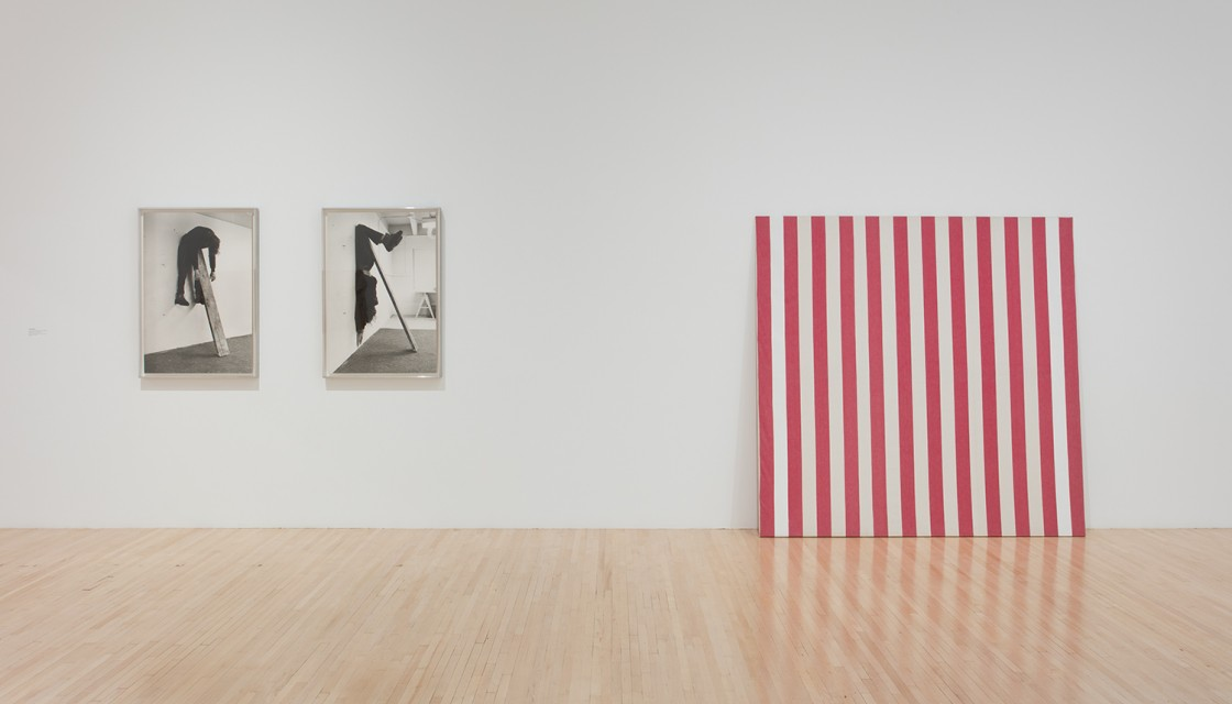 Selections from the Permanent Collection 2018 Installation View 16