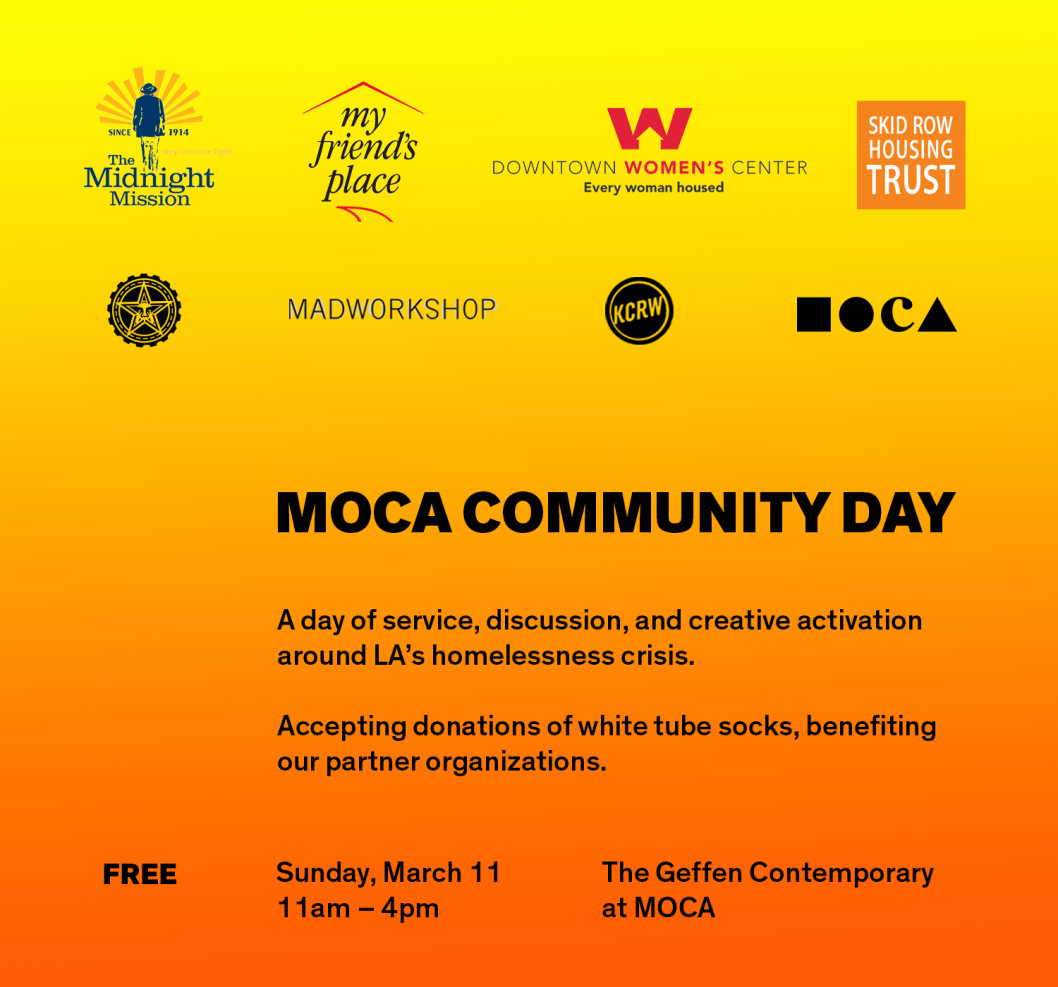 MOCA Community Day