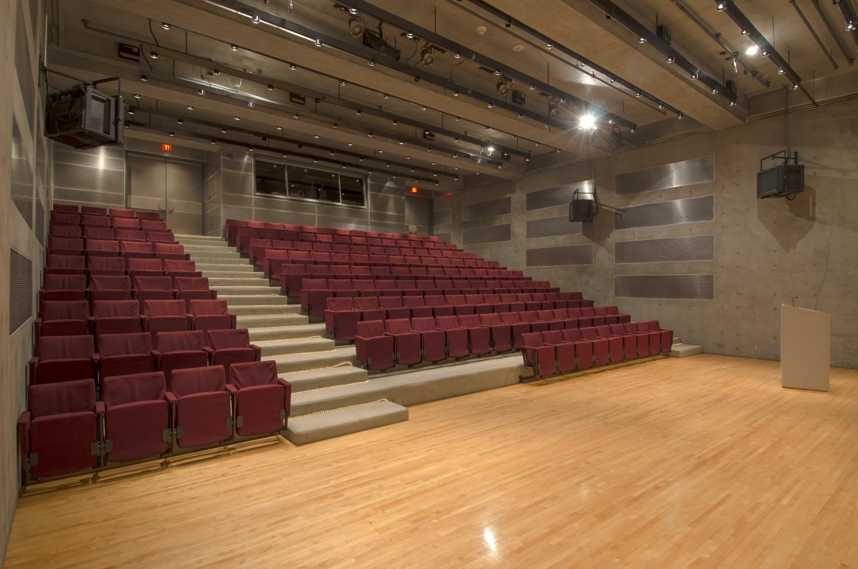 Ahmanson Auditorium, photo by Gene Ogami