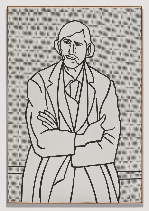 Man with Folded Arms