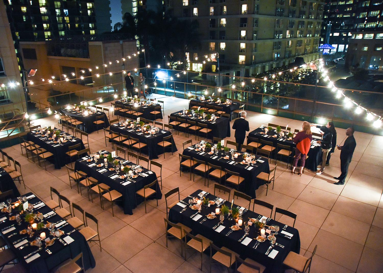 Roof Terrace, photo by Owen Kolasinski/BFAnyc.com