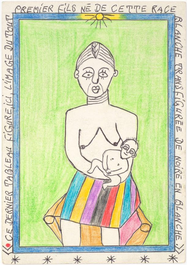 Untitled (Ce Dernier Tableau Figure)