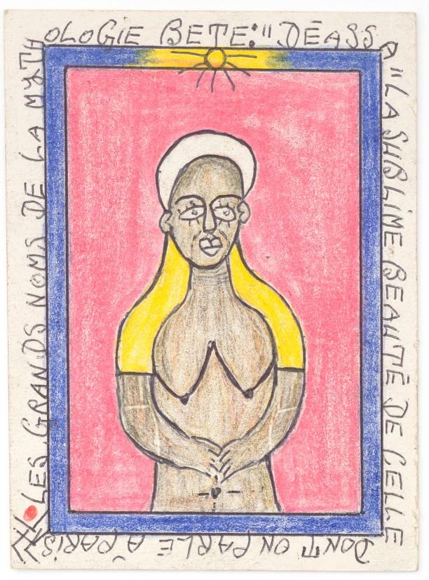 Untitled (Les Grands Noms de Mythologie Bete)