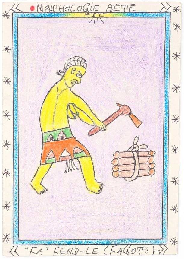 Untitled (Mythologie Bete)