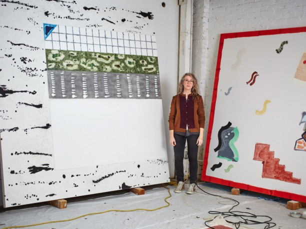Artists on Artists: Rebecca Morris on Laura Owens